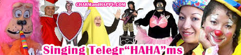 balloon telegram charmandhappy singing telegrams los angeles socal whittier