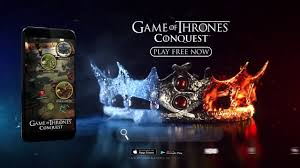 game of thrones conquest mobile game launch trailer android and
