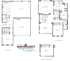 manzanita cove floor plans new homes in encinitas ca