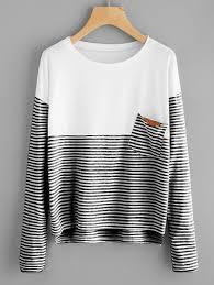 sleeve t shirts shop s t shirts cheap shein
