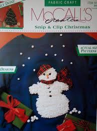 buy mccall u0026 39 s craft book christmas cross stitch 16 terrific