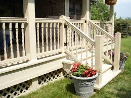 porch railing w bar y fence company