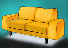 picture of couch learn how to draw a couch furniture step by step drawing tutorials