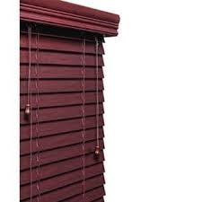 Wood Grain Blinds Faux Wood Blinds Shop The Best Deals For Nov 2017 Overstock Com