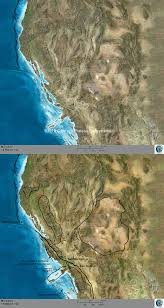 South West America Map by Southwest North America Thumbnails U2013 Deep Time Maps