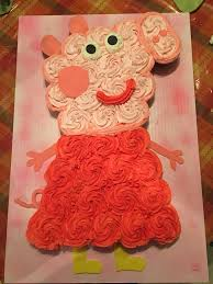 25 peppa pig cakes ideas peppa pig birthday