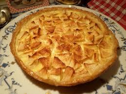 cuisine normande traditionnelle recette vidéo tarte aux pommes normande à l ancienne mère