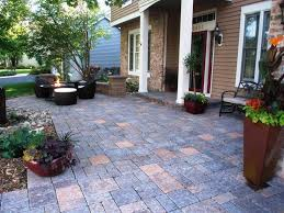 How To Make Paver Patio Paver Patio Ideas Diy All Home Design Ideas Diy Paver Patio Ideas