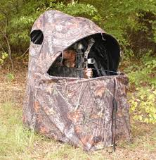tent chair blind new scentite magnum chair blind