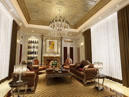 luxury livingroom color luxury living room 3d model cgtrader
