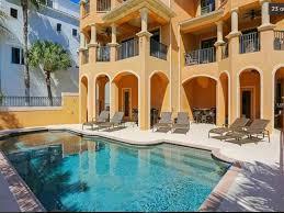 Vrbo Siesta Key 1 Bedroom Beautiful 3 Bedroom Mediterranean W Pool Vrbo