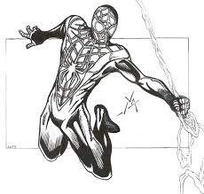 ultimate spider man nikoalecsovich deviantart