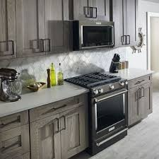 gray kitchen cabinets with black stainless steel appliances kitchen with black stainless steel appliances page 6