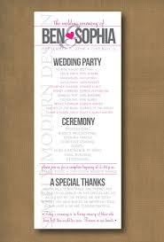 Wedding Programs Examples The 25 Best Wedding Program Pictures Ideas On Pinterest