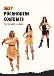 Pocahontas Costume Halloween Pocahontas Costume For Adults