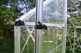 Palram Lean To Greenhouse Palram Snap U0026 Grow 8 Ft W X 8 Ft D Greenhouse U0026 Reviews Wayfair