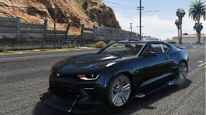 camaro modified gta v chevrolet camaro 2016 mods modification youtube