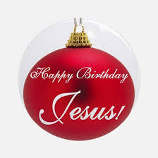 happy birthday jesus ornament cafepress