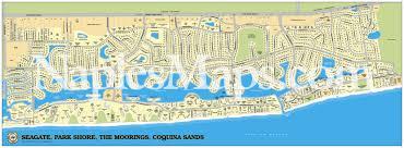 map of naples fl map park shore moorings coquina sands naples florida