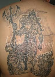 art of myth poseidon tattoo