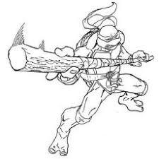 25 free printable ninja turtles coloring pages