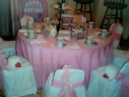 tea party table and chairs tea time victorian style themes for kids party rental