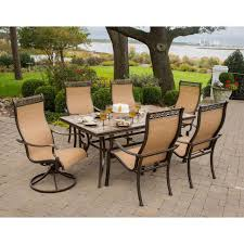 Outdoor Patio Furniture Sets by Backyard Outdoor Patio Dining Sets With Furniture Umbrella Set