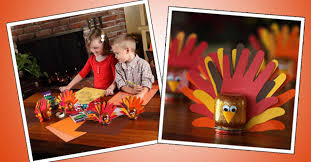 thanksgiving themed and crafts