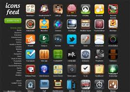 cool app websites websites for finding ios app icon design inspiration