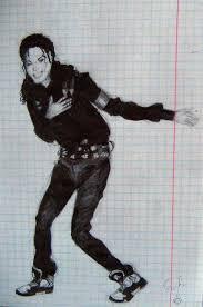 michael jackson sketch 1 by szucia on deviantart