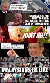 Singapore Meme - if only singaporeans stopped to think singapore matches malaysia s