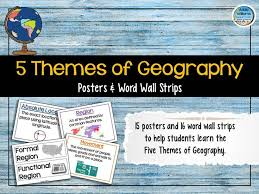 5 themes of geography lesson 37 best introduction to geography images on pinterest teaching