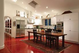 Red Kitchens With White Cabinets Sensational Red Kitchen Colors Inspired By Sour Cherries