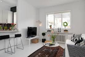 Modern Small Apartment Interior Alvhem Makleri Interior Design - Modern apartments interior design