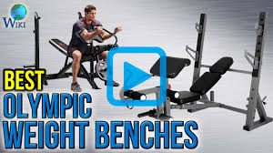 Bench Gym Equipment Top 10 Olympic Weight Benches Of 2017 Video Review
