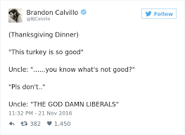 10 hilariously relatable tweets about thanksgiving bored panda