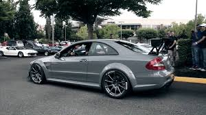mercedes clk amg black series mercedes clk63 amg black series acceleration