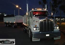 Seeking Trailer Fr Looking For A Hc Truck Driver Based In Brendale Am Starts
