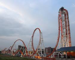 Discount Electrical Thunderbolt Theme Thunderbolt Review Of Coney Island Roller Coaster