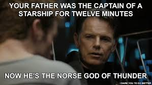 Funny Star Trek Memes - i can t watch star trek 2009 without making this comparison any