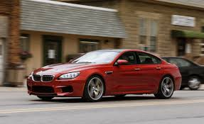 bmw m6 modified 2014 bmw m6 gran coupe test u2013 review u2013 car and driver
