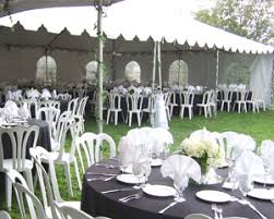 banquet table rentals all valley party rentals