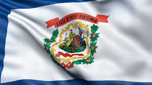 State Flag Of Virginia Realistic Ultra Hd West Virginia State Flag Waving In The Wind
