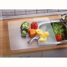 protege evier cuisine wenko couvre plaques universel 3 en 1 transparent accessoire
