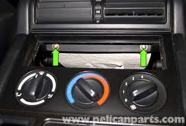 bmw 1 series centre console bmw z3 center console replacement 1996 2002 pelican parts diy
