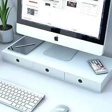 Upright Desk Organizer Desk Shelf Organizer Upright Desk Organizer Flat Panel Monitor