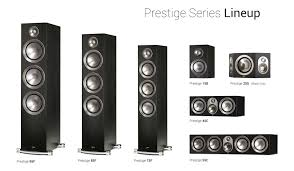 7 1 home theater speakers paradigm prestige 75f overview