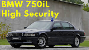 bmw beamer 2001 bmw 750il e38 bulletproof testing and assembly youtube