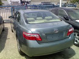 how much is toyota camry 2010 tokunbo toyota camry 2010 model with leather seats price n3 5m