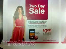 black friday sale on t mobile phones t mobile u0027s black friday promo to include discounted phones and